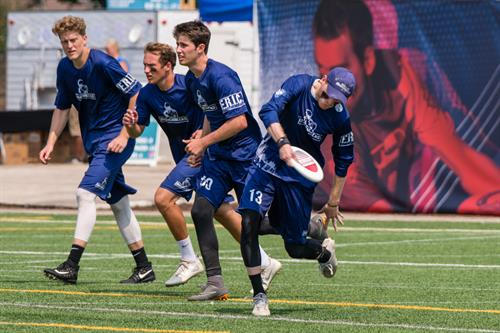 Dallas Roughnecks game photo from Championship Weekend 2018