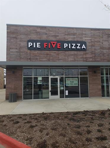 Pie 5 Pizza - Prosper, TX
