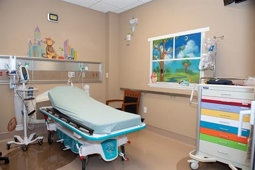 Medco ER & Urgent care is a full-scale 24 hour a day emergency room. We're here when you need us.