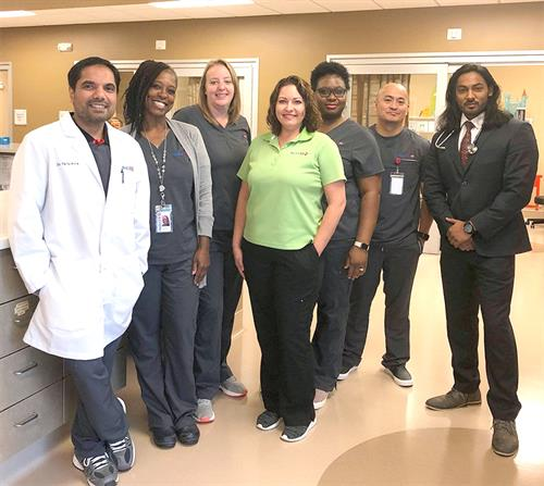 Medco ER & Urgent Care's staff includes board certified physicians, emergency room nurses, radiology and laboratory technicians