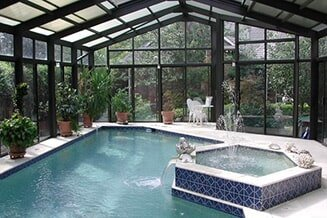 Luxury Heated Pool and Spa
