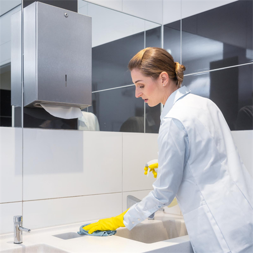 We offer a variety of portering and janitorial services for commercial properties of all sizes.