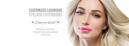 Eyelash Extensions, Lash Lifts and  Microblading