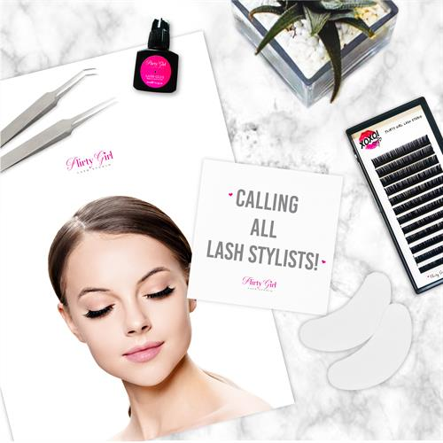 We're looking for Lash Artists for our Plano and Allen Location! Send us your resume at info@flirtygirllashstudio.com
