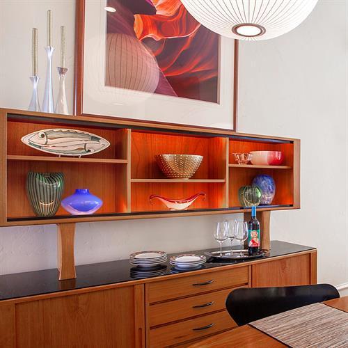 Danish Modern Dining Room