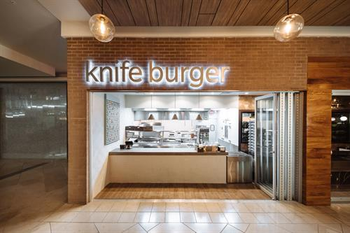 Knife Burger