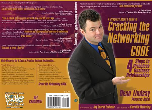 Cracking the Networking CODE by Dean Lindsay