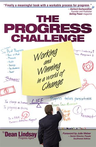 The PROGRESS Challenge by Dean Lindsay