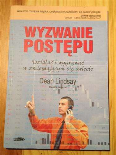 The PROGRESS Challenge by Dean Lindsay in Polish