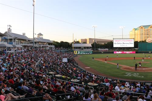 Dr Pepper Ballpark - Don't miss out on a minute of the fun next season!