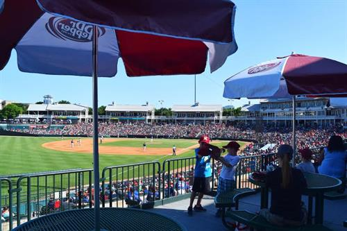 Frisco RoughRiders - Whether you're an avid baseball fan, or just looking for a fun way to entertain family, friends, clients, or employees, we'll put together a special package that accomplishes your goals!