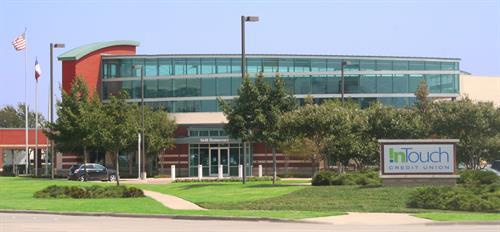 The ITCU Building!