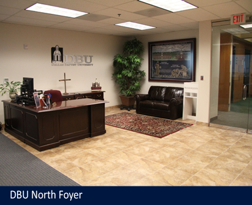 DBU North Foyer