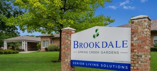 Brookdale Spring Creek Gardens- Assisted Living and Memory Care