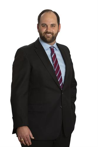 Justin Russell, VP, Commercial Relationship Manager II