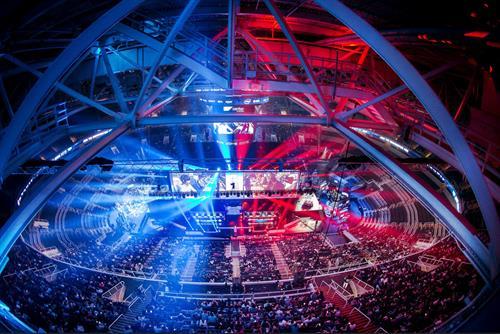 Intel: Extreme Masters San Jose 2015