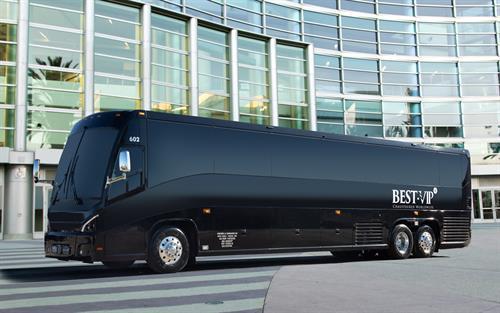 56 PAX MCI J4500 Luxury Motorcoach
