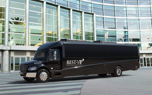 35 PAX VIP Minicoach