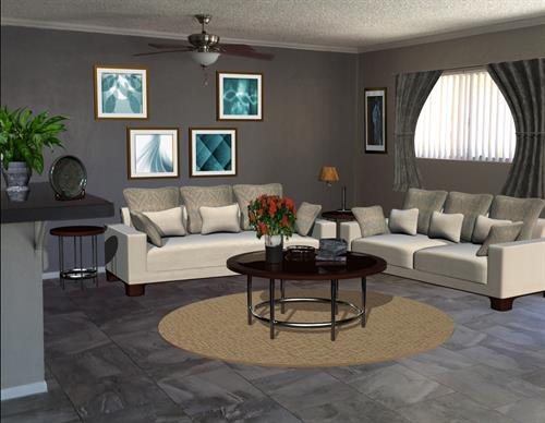 Custom Virtual Staging