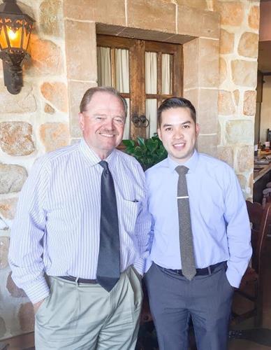 Dr. Tim Stegelvik DDS and Dr. Don Nguyen DDS