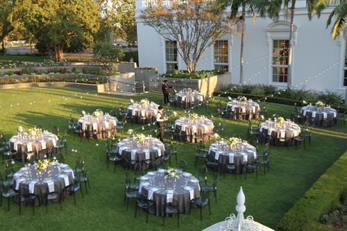 Pat Nixon Rose Gardens