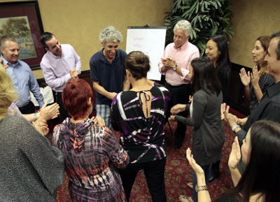 "A recent ""Yes, And..."" half-day intensive workshop"