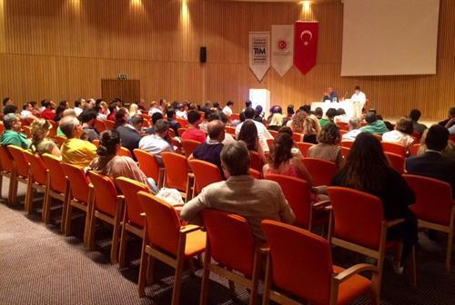 Seminar in Istanbul, 2017