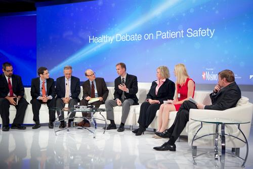 Healthy Debate Panel, Patient Safety, Science & Technology Summit 2014