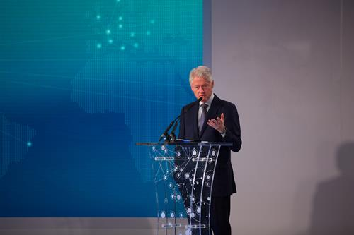 President Clinton, Keynote Speaker, Patient Safety, Science & Technology Summit 2016