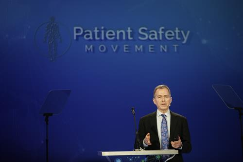 Daniel J. Cole, MD, Keynote Speaker, Patient Safety, Science & Technology Summit 2019