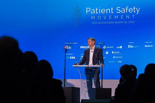 Joe Kiani, Patient Safety, Science & Technology Summit 2018