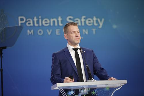 Kai Zacharowski, MD, PhD, ML, FRCA, Keynote Speaker, Patient Safety, Science & Technology Summit 2019