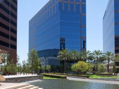 The Irvine Concourse, office leasing space available