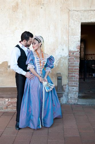 Colonial dances from the Californio era
