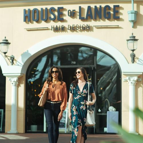 House of Lange Hair Design - Irvine Spectrum Center