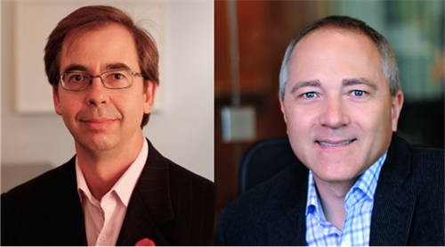 Stephen Armstrong, Robert Kelle, Co-Founders, MAPLE Business Council