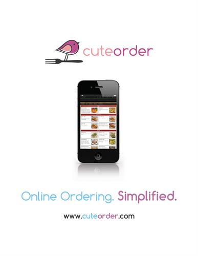 Mobile Online Ordering Websites