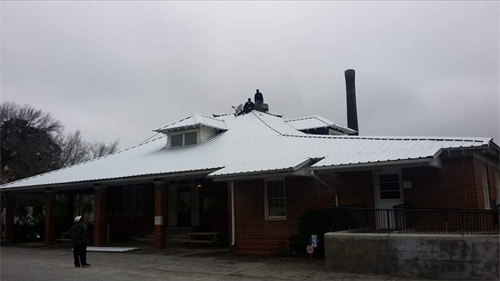 Metal Roofing 229-364-3985