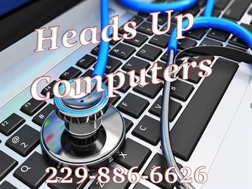 Heads Up Computers!!! Where we put the servicing in Technology