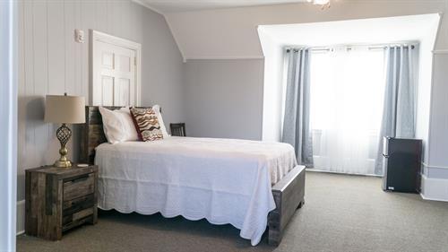 Suite 3B Bedroom