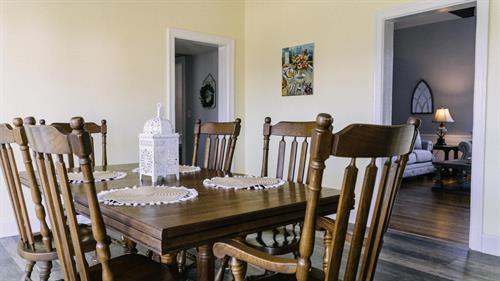 Common Dining Room