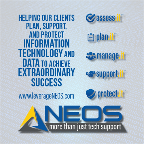 NEOS helping organizations leverage technology to achieve their business goals