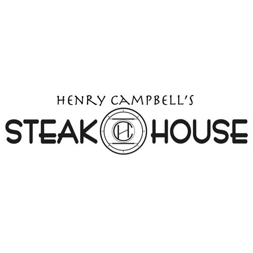 Henry Campbell's Steakhouse: 629 N Westover Blvd, 229.594.6288