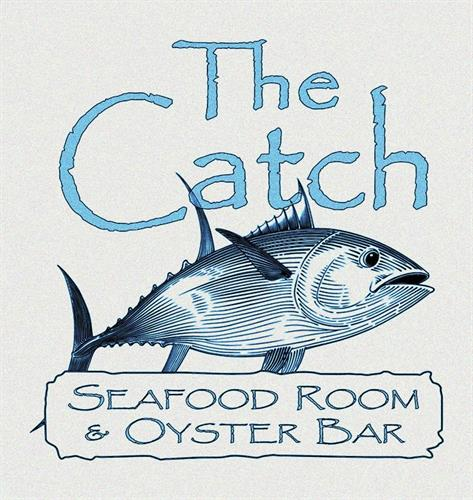The Catch Seafood Room & Oyster Bar: 2330 Whispering Pines Rd, 229.446.2235