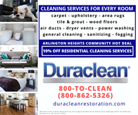 Duraclean Restoration & Cleaning - Arlington Heights