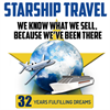 Starship Travel, Inc.
