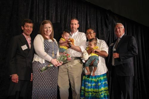 NCH Foundation Honors Premature Infant Survivor at Annual Dinner 2017