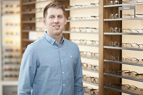 Aaron Drewery, Store Manager