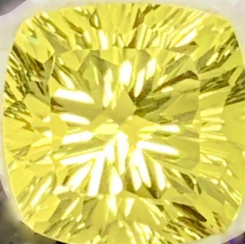 Lemon Yellow Quatz