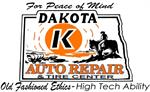 Dakota K Auto Repair & Tire Center